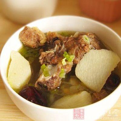 淮山药参枣炖肉