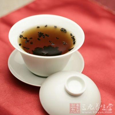 决明子茶图片