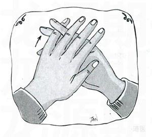 十指功图片