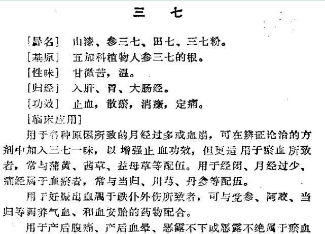 中医妇科临床药物手册