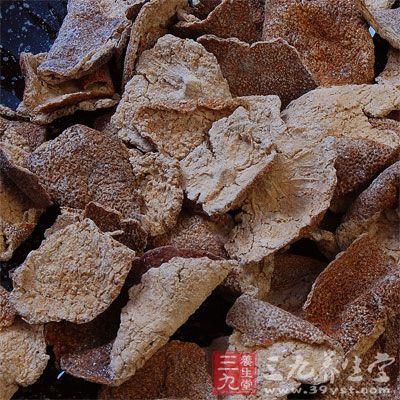 陈皮也是一味常用中药,具有通气的健脾、燥湿化痰、解腻留香、降逆止呕的功效
