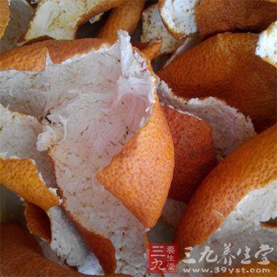 鲜橘皮与陈皮虽然是同一种东西,但性质却大不相同