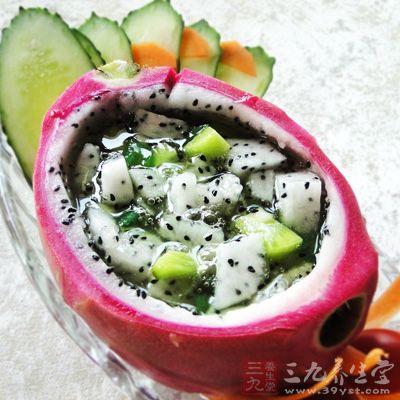 糖尿病能吃火龙果
