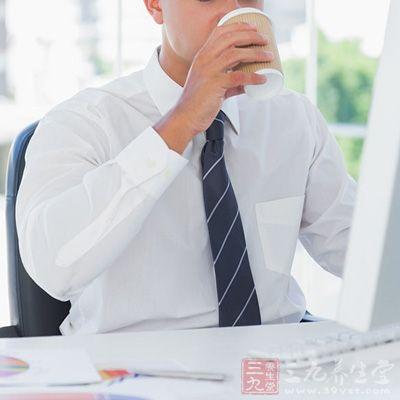 上班时间:咖啡瘦身的最佳时间