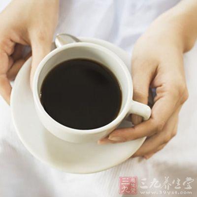 咖啡可以消除疲劳