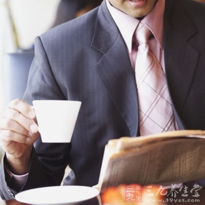 误区三、喝咖啡会患胆结石?