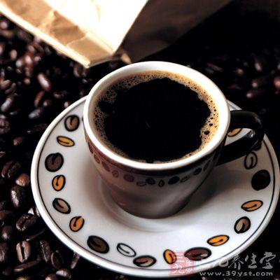 饭后喝咖啡养胃助消化