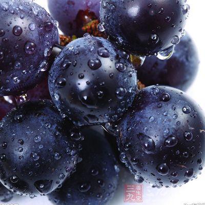 葡萄对肝炎伴有神经衰弱和疲劳有一定效果
