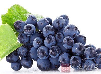 葡萄富含葡萄糖、维生素和多种矿物质元素,具有很高的营养价值