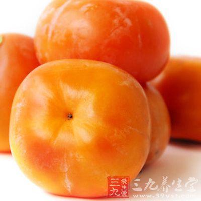 柿子与章鱼不宜同食,否则有损肠胃易致腹