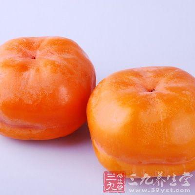 柿子能治疗慢性气管炎