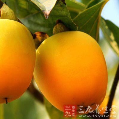 柿子能治地方性甲状腺肿