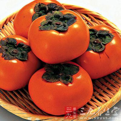 柿子的图片