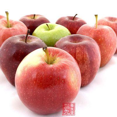 苹果能缓解孕期便秘