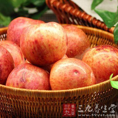苹果西式吃法能美白、养颜