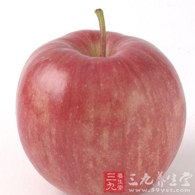 苹果有和脾生津,涩肠止泻作用