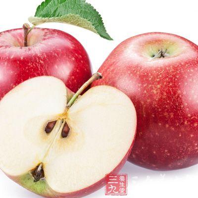 苹果能减少热量的摄入,加大脂肪的消耗