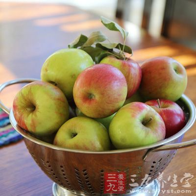 苹果多食令人肿胀,病人尤甚