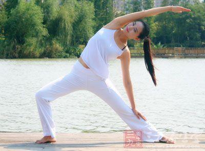 整体而言也让瑜珈成为一个愉快的享受
