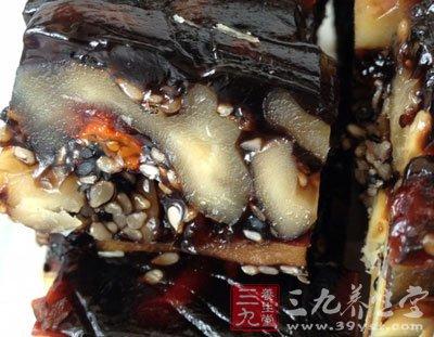 核桃红枣阿胶糕做法