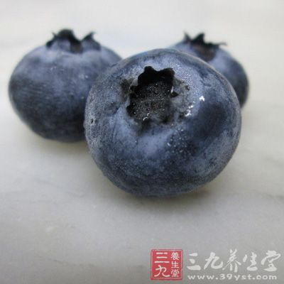 蓝莓浆果可以增强对人体对传染病的抵抗力