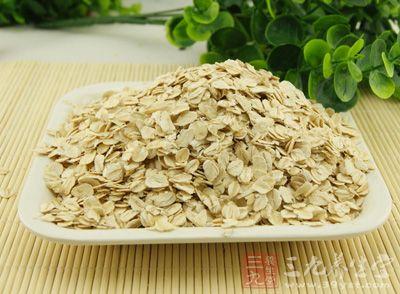 燕麦片对降低胆固醇有很大的作用