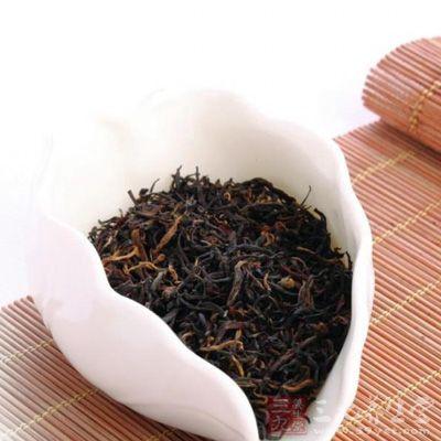红茶是完全发酵茶