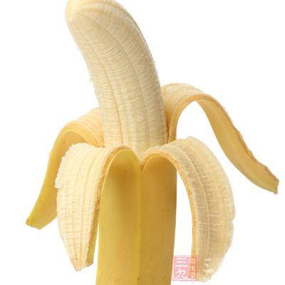 香蕉能促进大脑分泌内啡化学物质