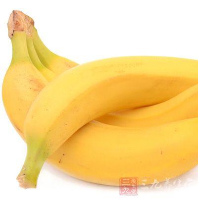 香蕉是低卡路里的食品