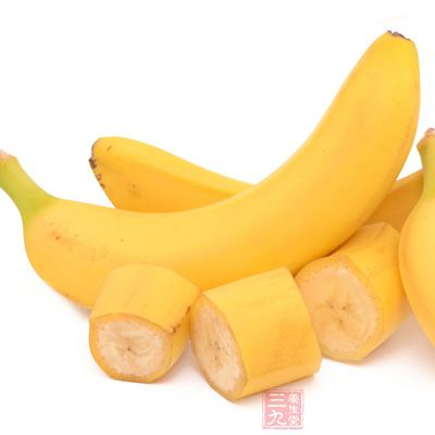 每日空腹吃香蕉2只