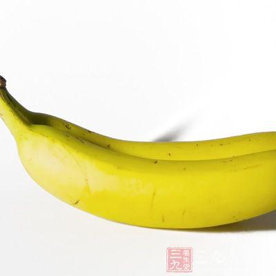 好的香蕉手感比较厚实