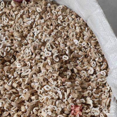 本品和白附子水提取制成的散结片小鼠灌服的LD50>2g/kg