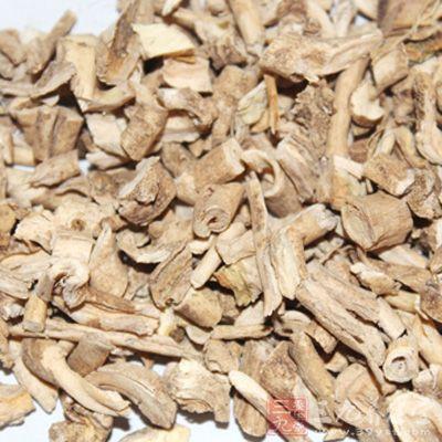 白鲜皮茵芋碱有解热降温和镇静镇痛功效