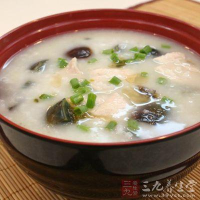 脾胃虚寒的病人可每隔三五日煲一锅姜丝粥