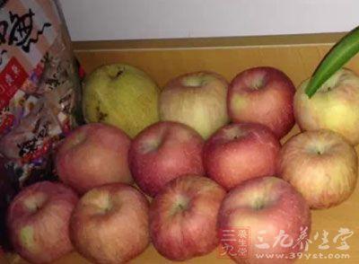 晚上吃苹果好吗