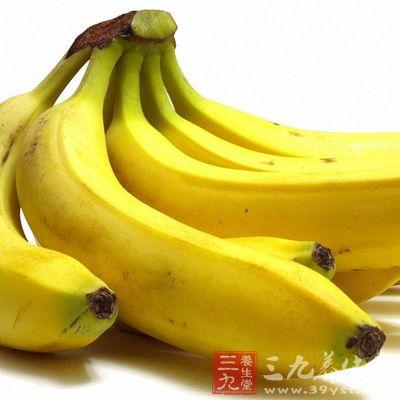 吃香蕉减肥的功效