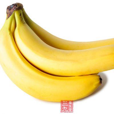 香蕉中还含有5-羟色胺,可以缓解压力,稳定情绪,改善睡眠质量,让你远离压力肥胖