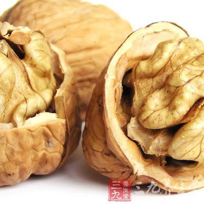 在所有坚果中核桃抗氧化物质含量最高