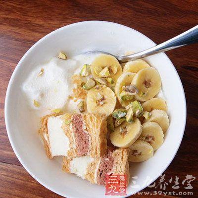 酸奶香蕉减肥法