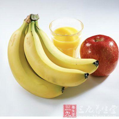 香蕉的营养有哪些