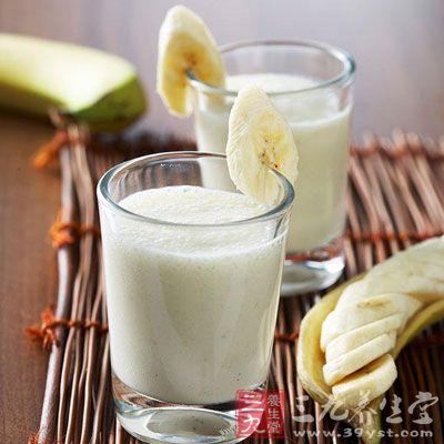香蕉和酸奶能同吃吗