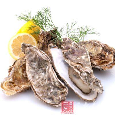 治盗汗及阴汗:牡蛎研细粉,有汗处扑之