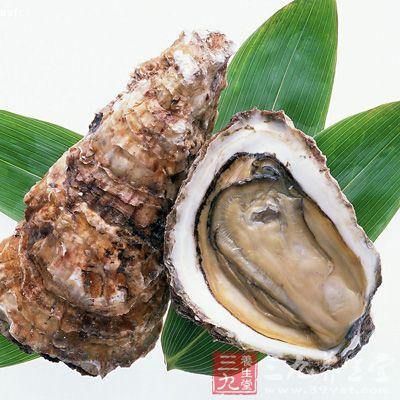 用牡蛎粉。加醋、糊做成丸子,如梧子大。每服三十丸,米汤送下。一天服二次