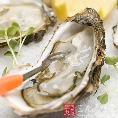 牡蛎蒸米饭很好吃