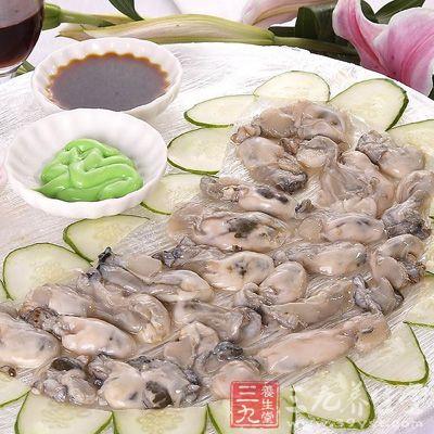 牡蛎的食用方法较多
