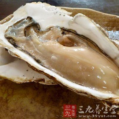 树子蒸牡蛎健康