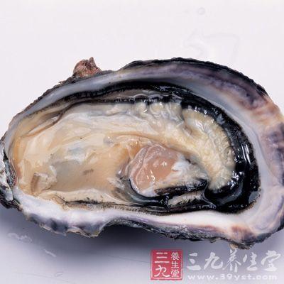 牡蛎有明显的保肝利胆作用