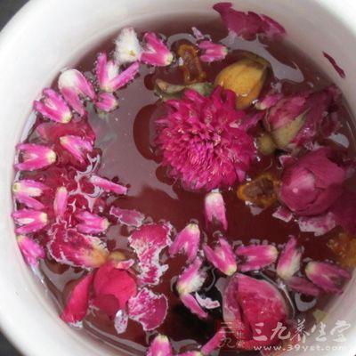 经期最好不要饮用玫瑰花茶