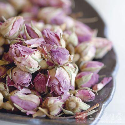 玫瑰花茶使用的玫瑰