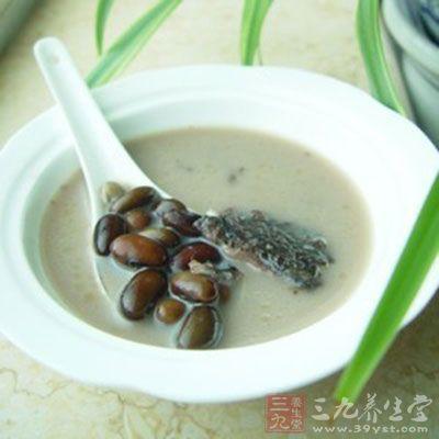 生发黑豆汤